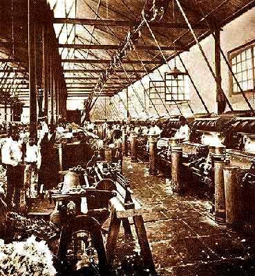 Fàbrica tèxtil