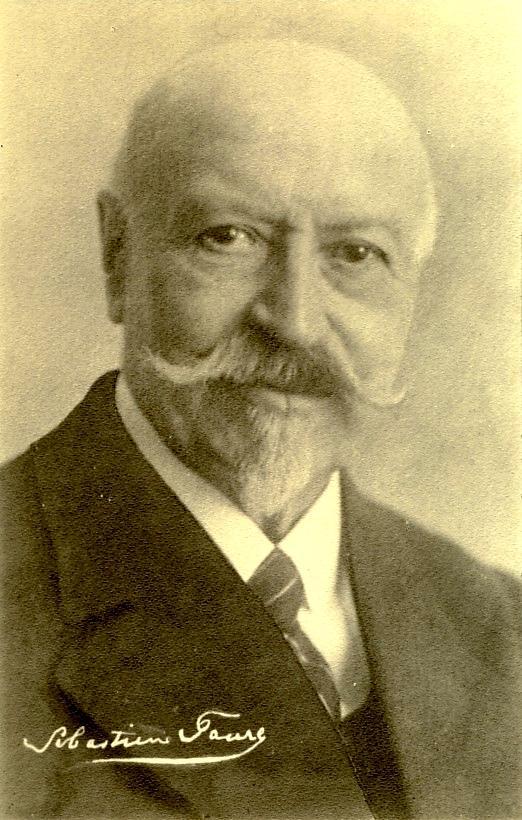 Sébastien Faure (ca. 1920)