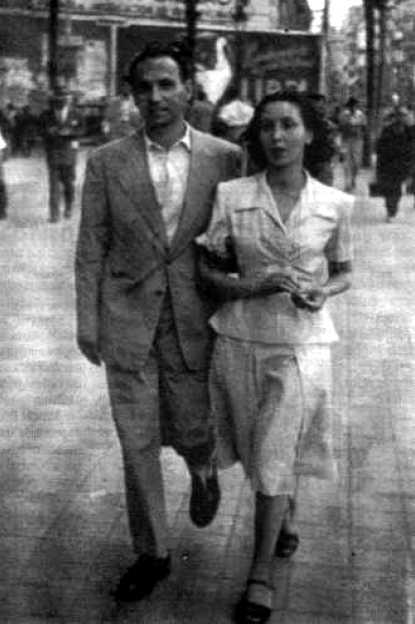 Angelina Ferriz Aguilar i Antonio Quinto Seguí