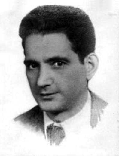 Florentino Galván (circa 1942)