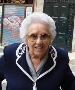 Adela García Murillo (Granada, 1 de maig de 2011)