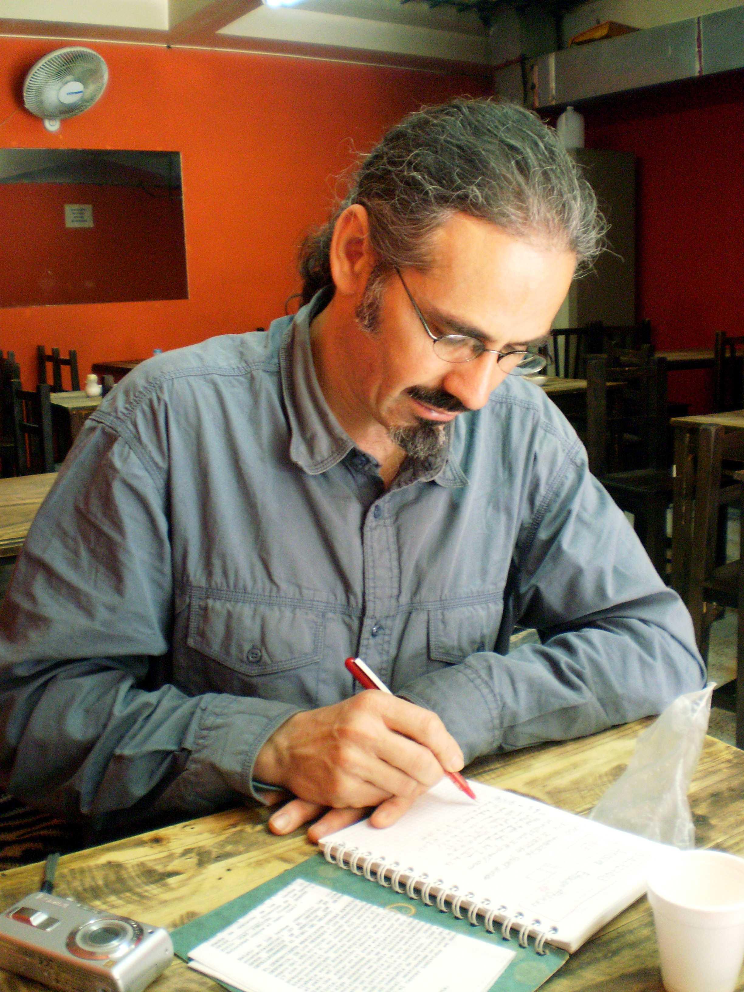 Pedro García Olivo (Bogotà, 2010)
