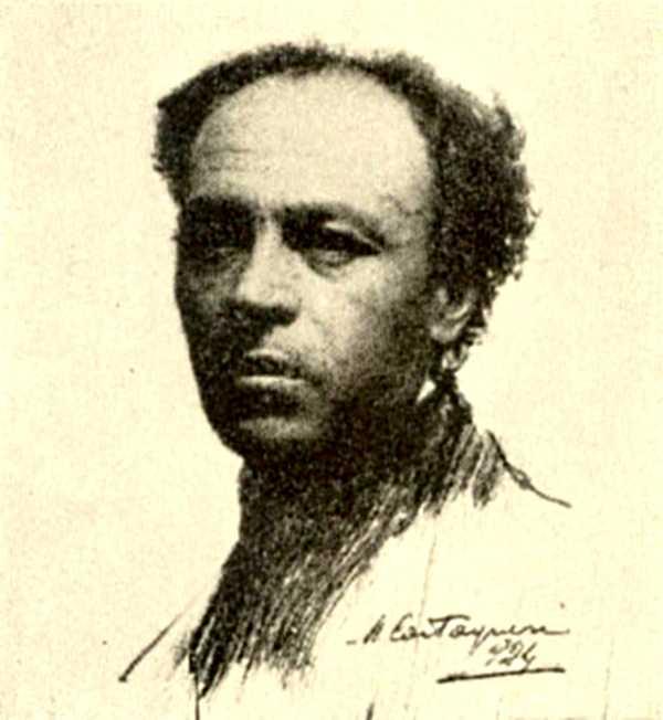 Retrat de Giuseppe Guidi (1924)