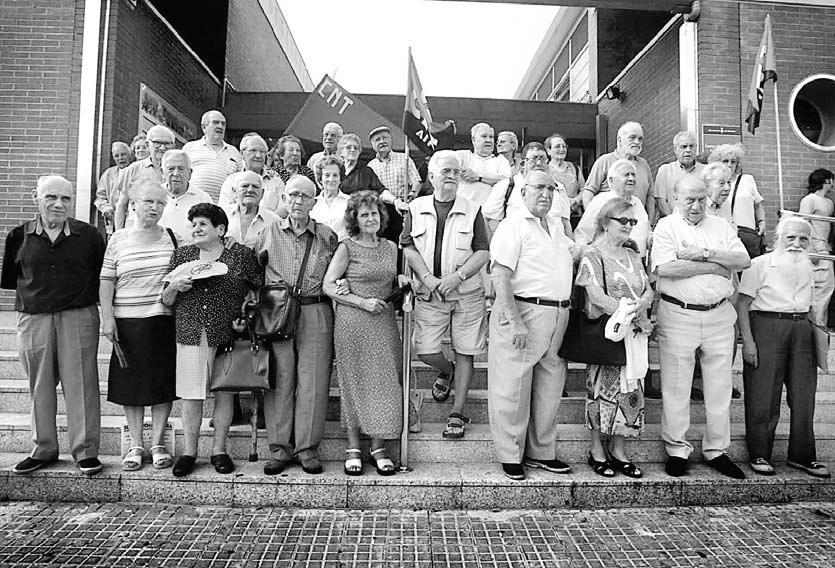 «Acte d'Homenatge als nostres avis» (Terrassa, 24 de juliol de 2004)