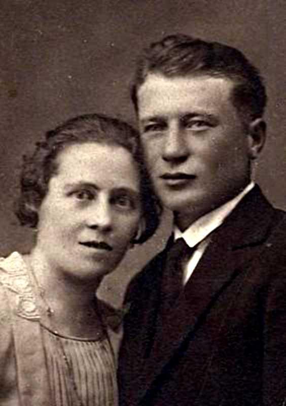 Giuditta Zanella y Ilario Margarita