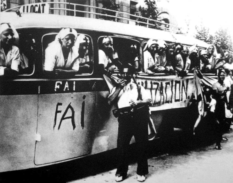 Infermeres de la Columna Durruti