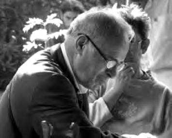 Ivan Ivanov durant els actes del 50è aniversari del CIRA (Lausana, setembre de 2007). Fotografia de Pierre Sommermeyer