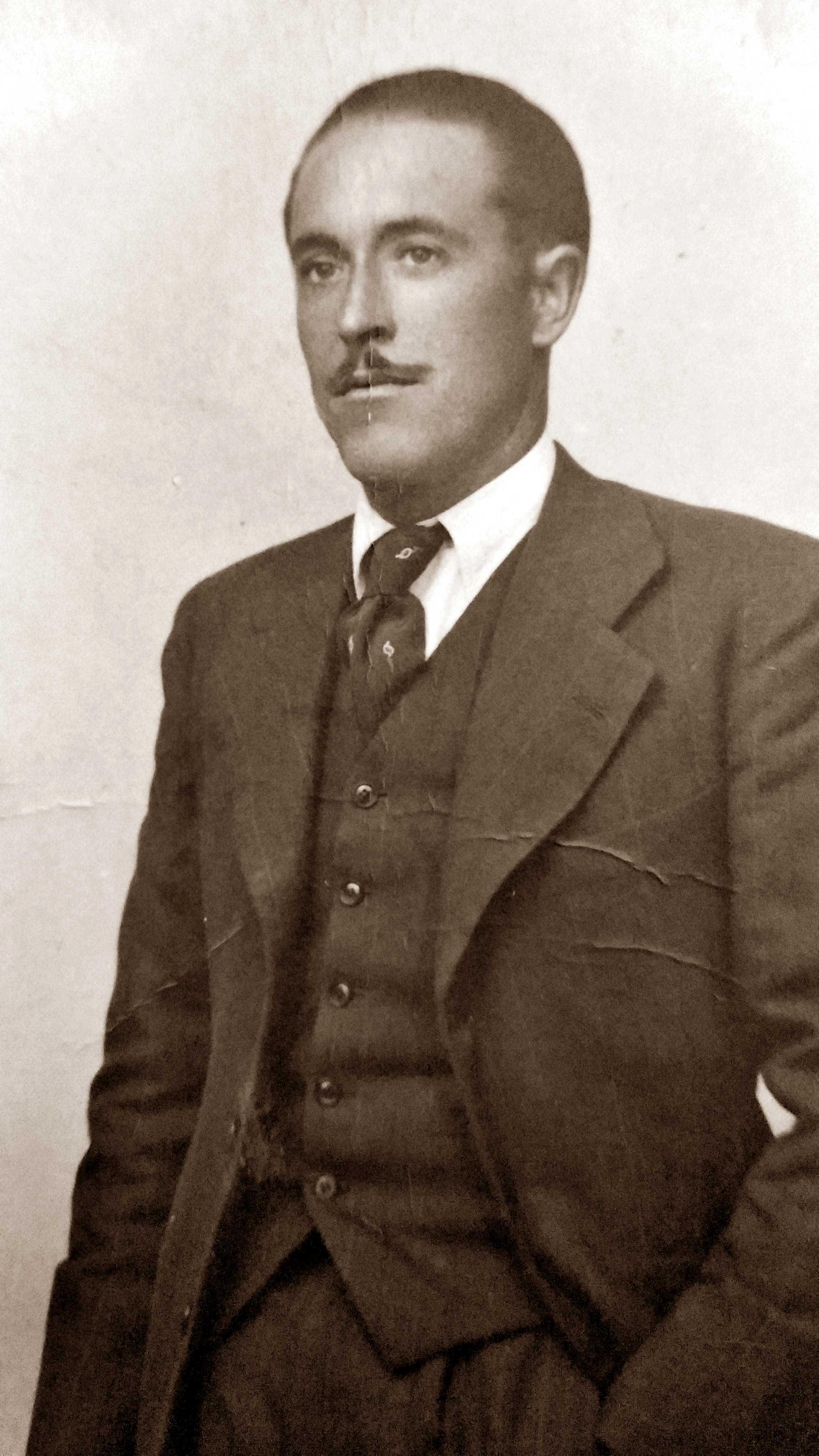 Certificat oficial de defunció de Félix Izquierdo García