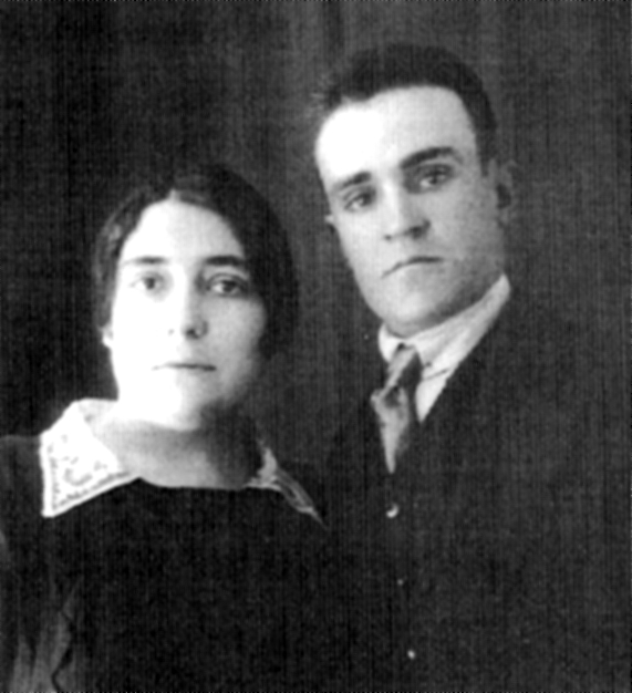 Lola Iturbe i Juanel a Brussel·les (1928)