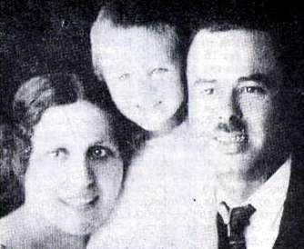 Racho Karanov amb sa família