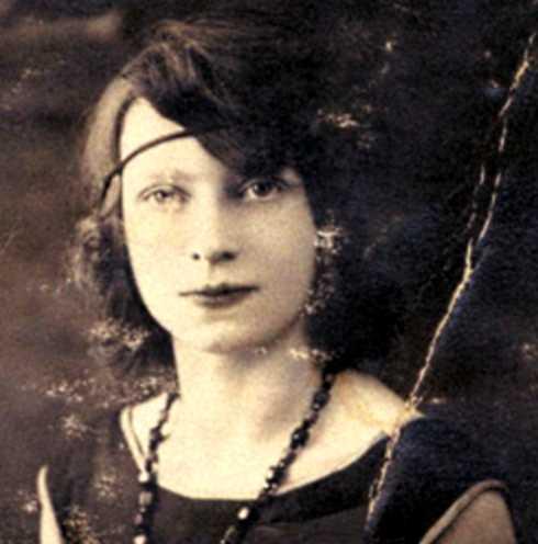 """Georgette Kokoczinski (""""Mimosa"""")"""