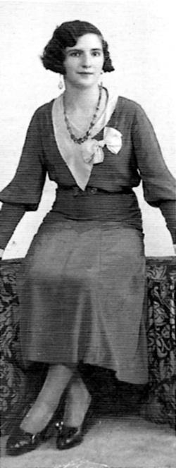 Josefina Lamua Broto