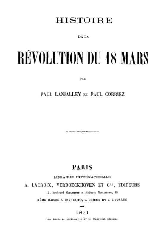 Portada de la primera edició del llibre de Lanjalley