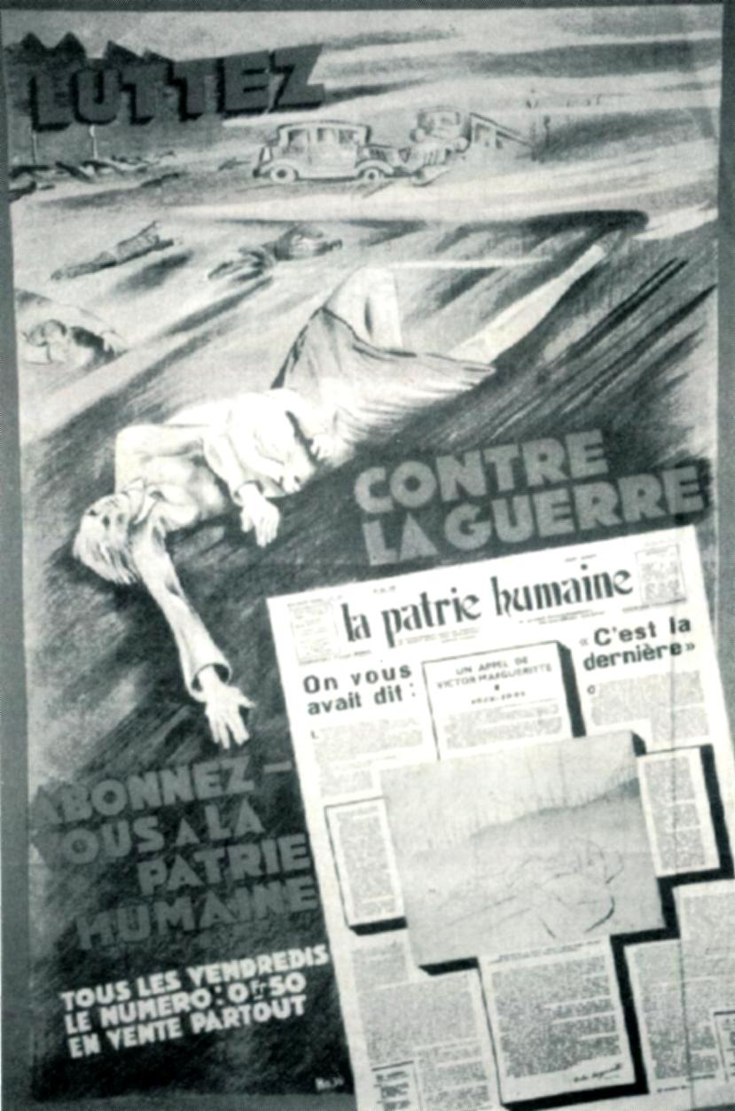 """Bo de subscripció de """"La Patrie Humaine"""""""