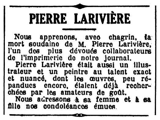 Élisée Reclus, per Larivière