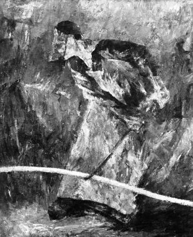 """""""Le lamineur"""", de Georges Higuet"""