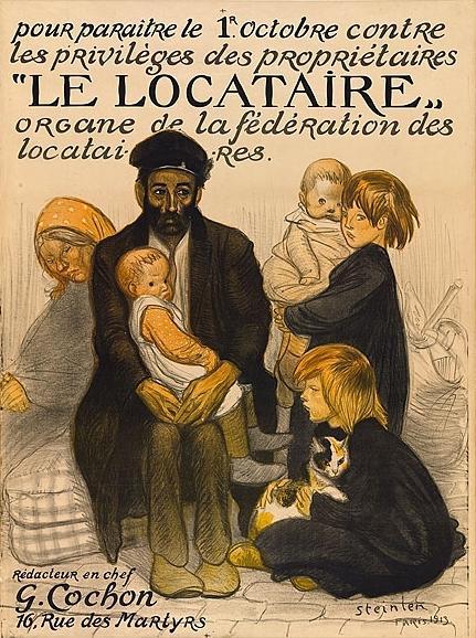 Cartell d'Steinlein per a l'FNL (1912)
