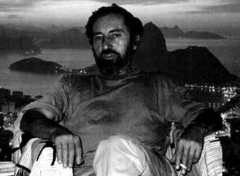 René Lourau a Río de Janeiro