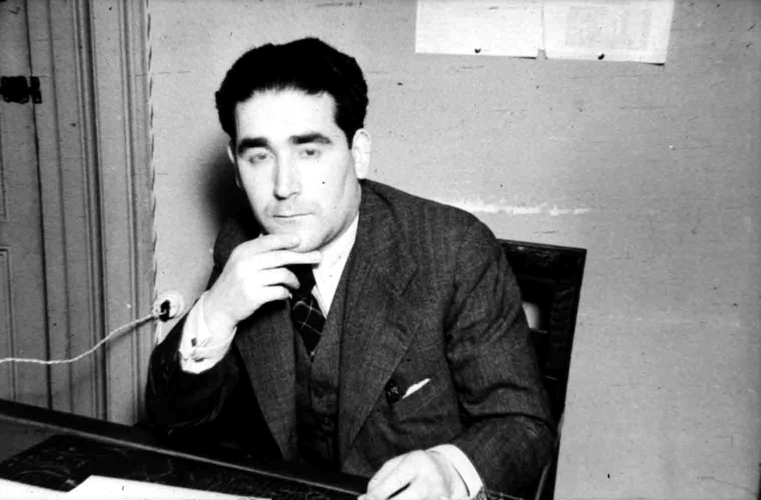 Benigno Mancebo Martín