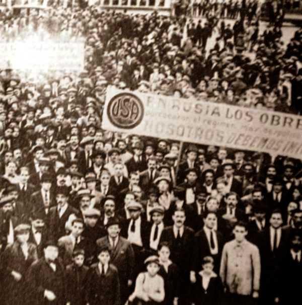Manifestació de l'USA (1923)
