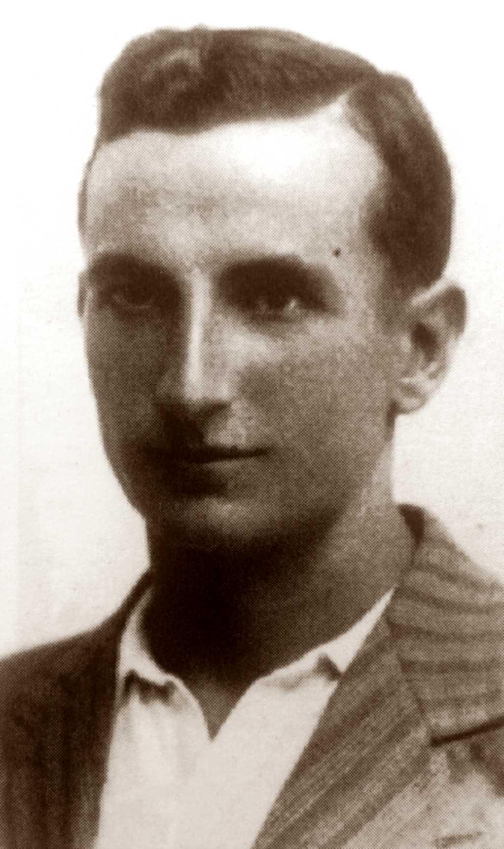"""Lorenzo Martínez Álvarez (""""El Ronda"""")"""