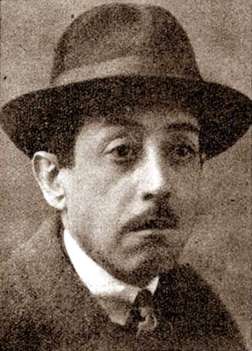Alfonso Martínez Rizo (ca. 1924)