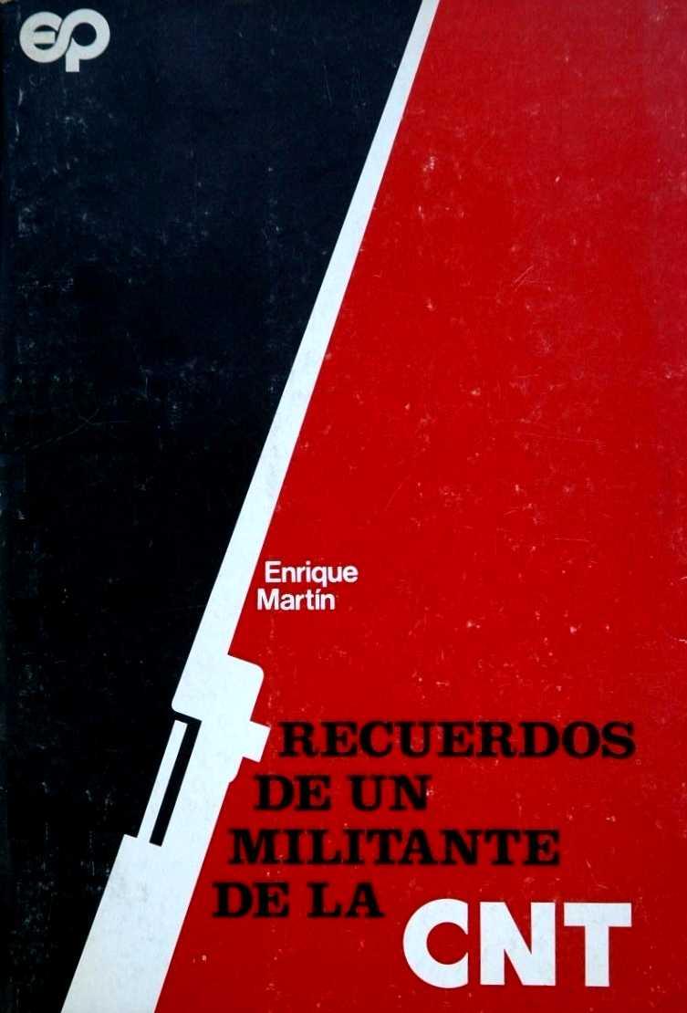 Portada del llibre d'Enrique Martín Hernanz