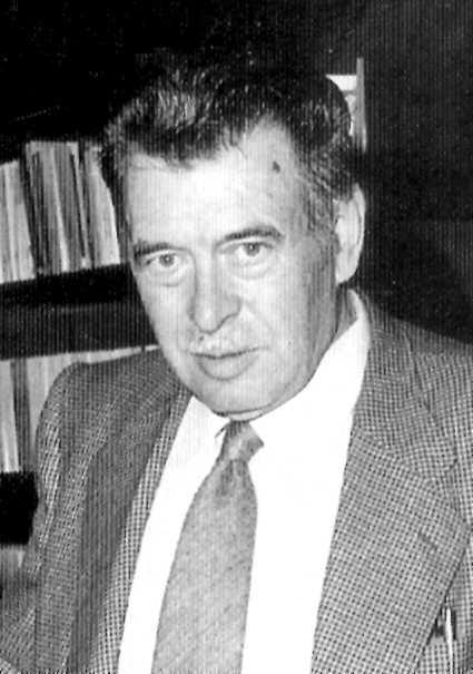 Marcel·lí Massana, a finals dels anys setanta, a Sallent