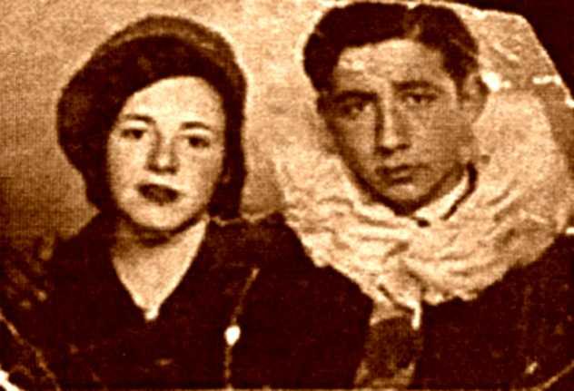 Ramón Milla Rodríguez i Martina Ballarizo Esteban (1935)