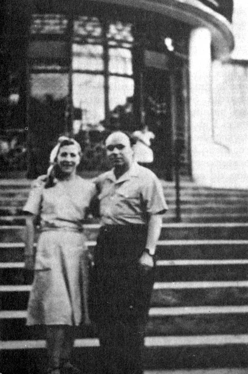 Julia Miravé Barrau i Miguel Vallejo Sebastián (Tolosa de Llenguadoc, 1948)