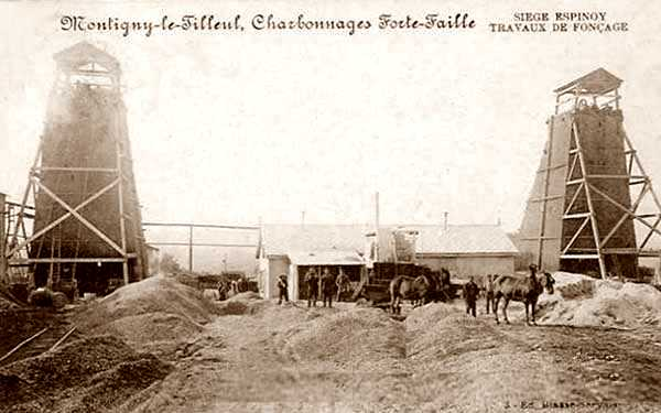 Alts forns de Motigny-le-Tilleul (Valònia)