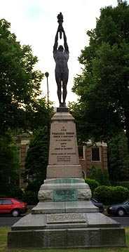 Monument a Ferrer i Guàrdia a Brussel·les