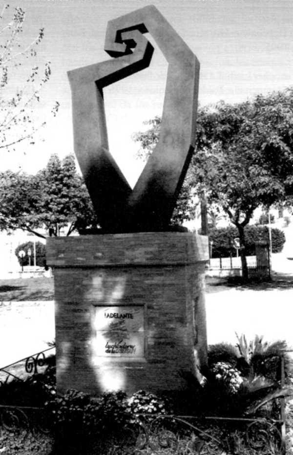 Monument en Homenatge als Represaliats de la CNT
