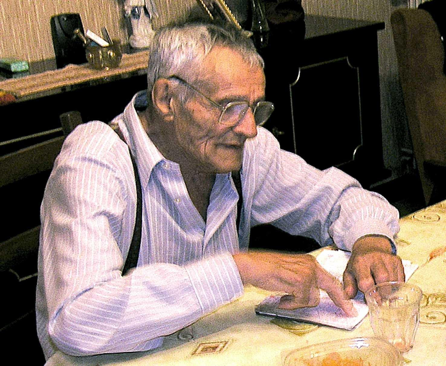Antonio Moreno Ronchas
