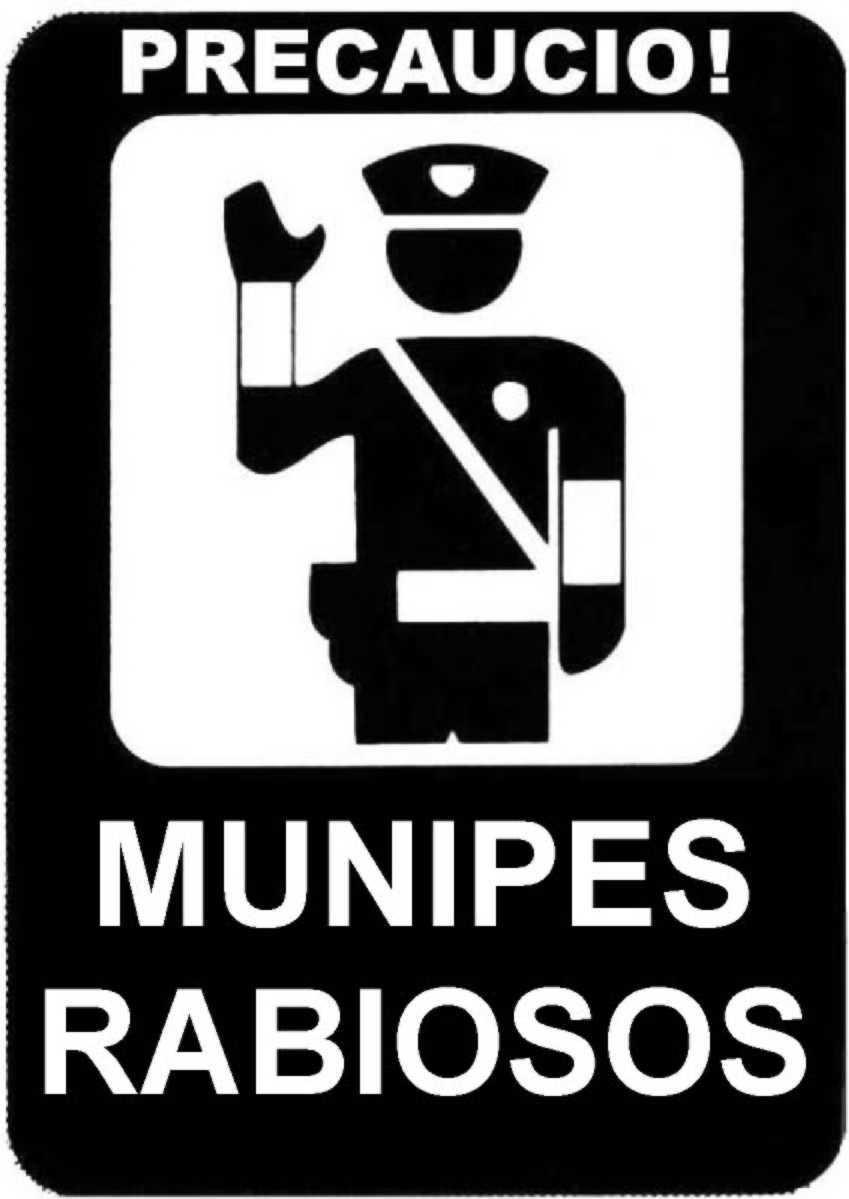 Munipes rabiosos