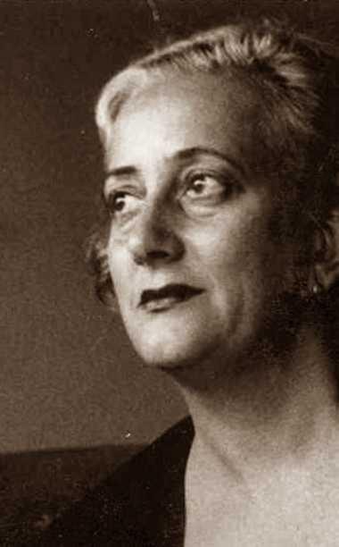Anna Murià i Romaní, presidenta del Comitè Directiu del Grup Sindical d'Escriptors Catalans