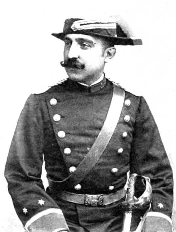 """Narciso Portas Ascanio (""""El Botxí de Montjuïc"""")"""
