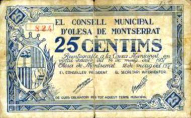 Bo de la col·lectivitat d'Olesa de Montserrat