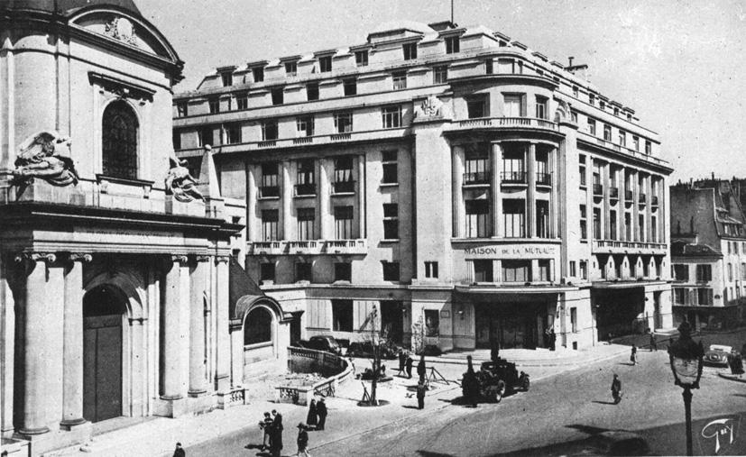 Palais de la Mutualité (París)