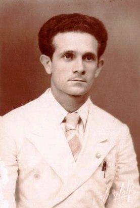 Josep Peirats (Panamà, 1944)