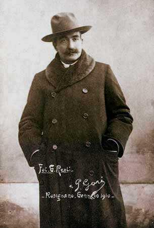 Pietro Gori (Rosignano Marittimo, gener 1910)