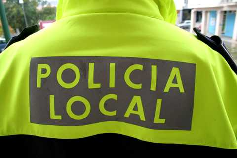 Policia Local repressora