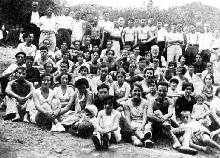 Concentració anarquista (Premià de Dalt, 1932)