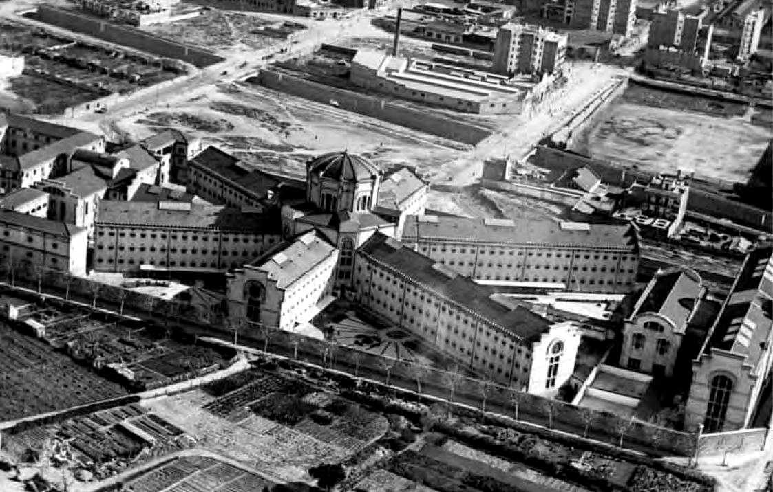 La Presó Model de Barcelona a l'època