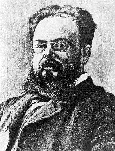 Rafael Farga Pellicer (ca. 1880)