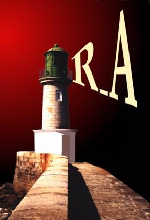 """Anagrama de """"RA Forum» creado por Eric y Cathy Ytak"""
