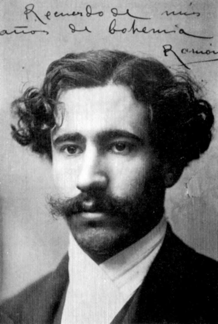 Ramón Acín a Madrid (circa 1910)