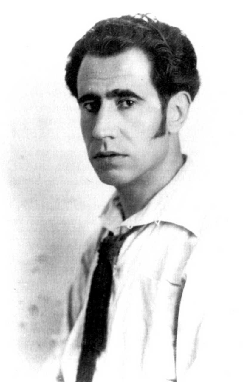 Ramón Acín (circa 1920)