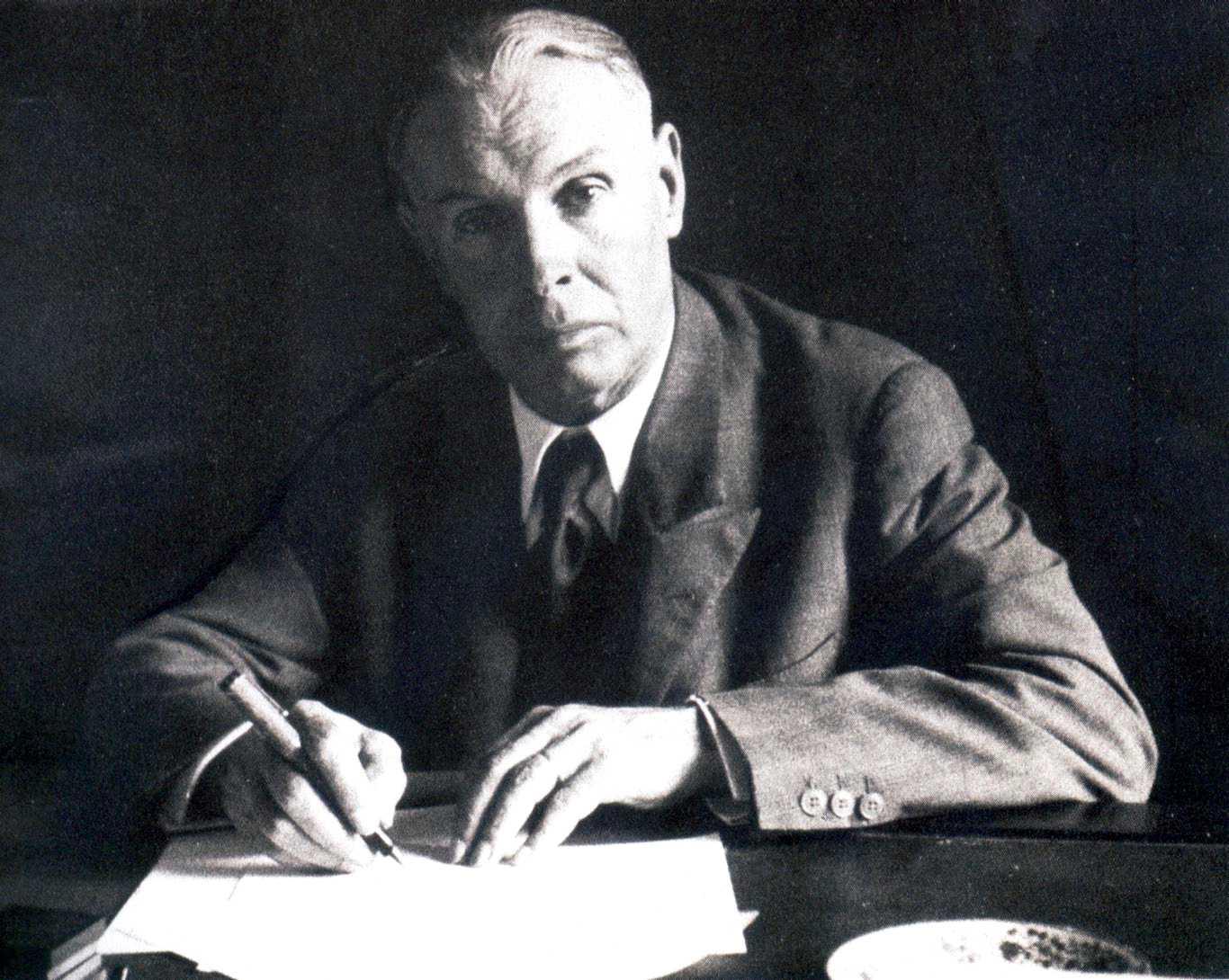 Aquilino Ribeiro a finals de la dècada dels cinquanta