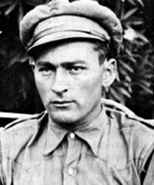 El brigadista Franz Ritter